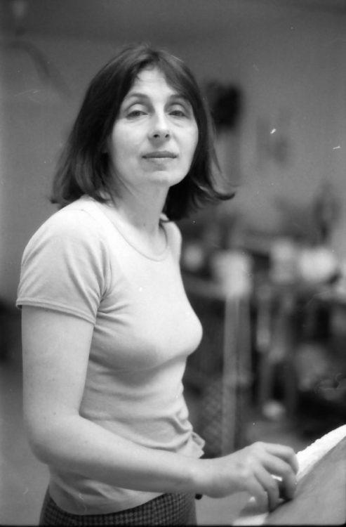 Mária Bartuszová - AWARE