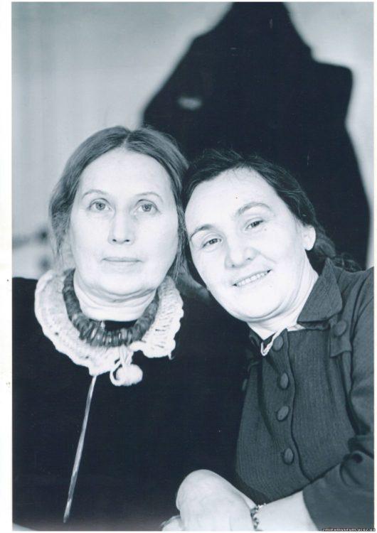 Maria Mikhaïlovna  Siniakova - AWARE
