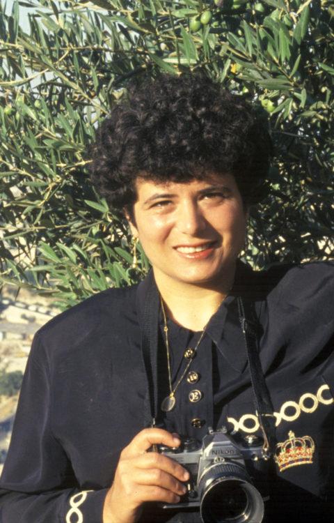 Rula Halawani - AWARE