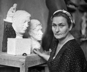 Sarra Lébédéva — AWARE Women artists / Femmes artistes