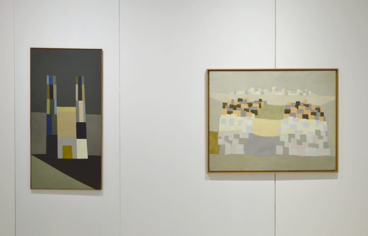 Women Artists in the Face of Abstraction at the Musée Soulages - AWARE