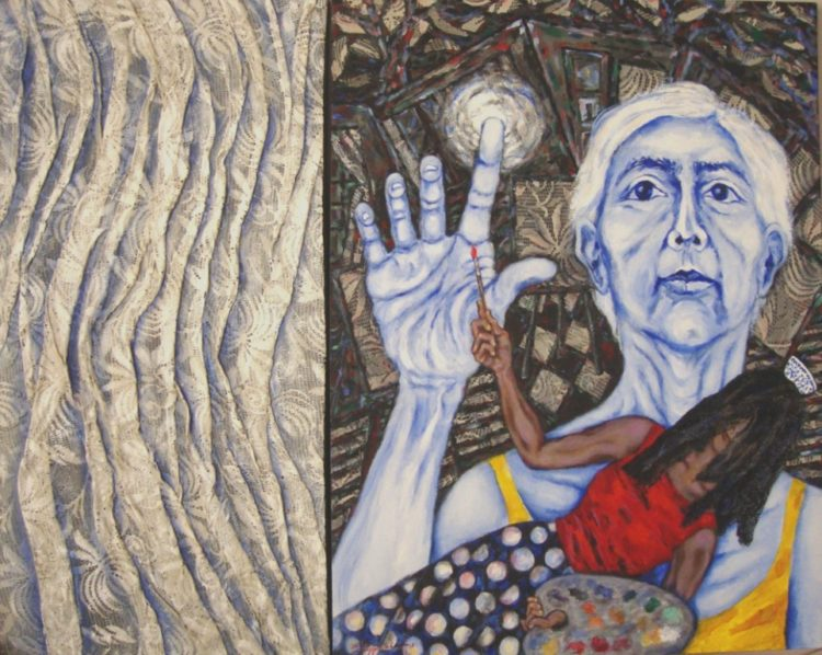 Imelda Cajipe-Endaya — AWARE Women artists / Femmes artistes