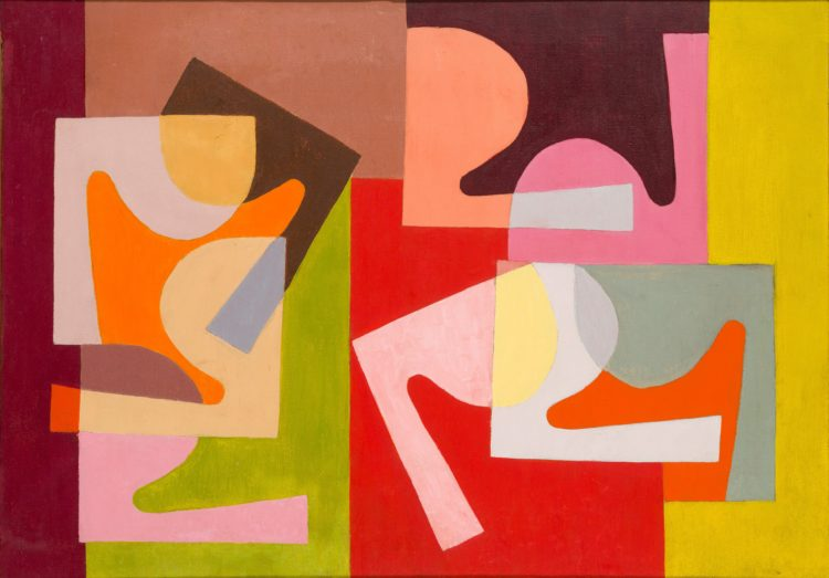 Symposium : Women in abstraction. Another History of abstraction in the 20th century - AWARE