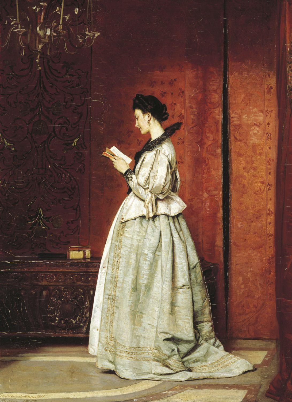 <i>The Memoirs</i> of Margaret of Valois, read by Caroline Trotot - AWARE Artistes femmes / women artists