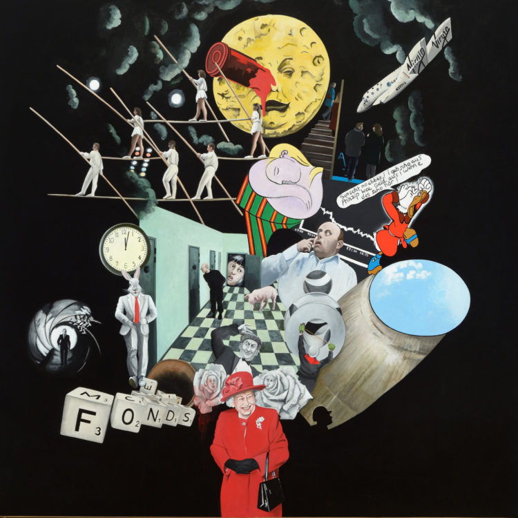 Catherine Lopès-Curval — AWARE Women artists / Femmes artistes