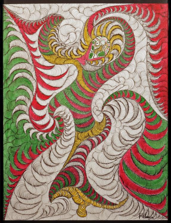 Fatma Charfi — AWARE Women artists / Femmes artistes