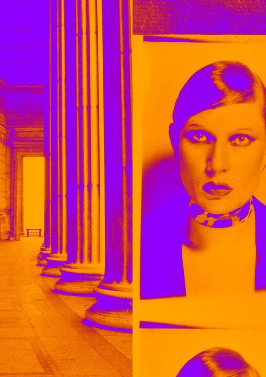Katharina  Sieverding — AWARE Women artists / Femmes artistes