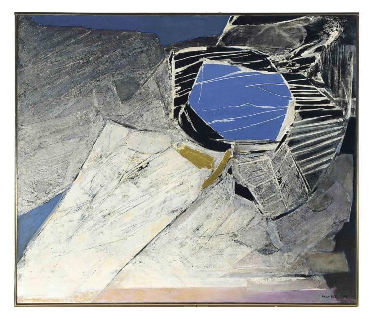 María Luisa Pacheco — AWARE Women artists / Femmes artistes