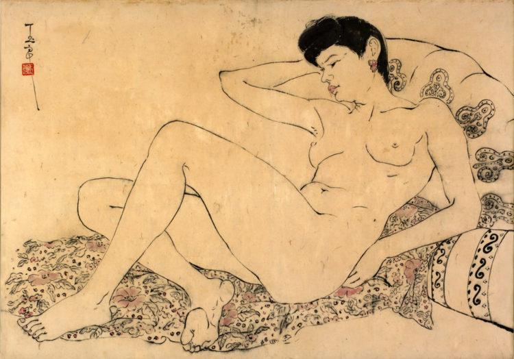 Nudes in 1920s China: Emancipation and Agency in the Works of Female Artists - AWARE