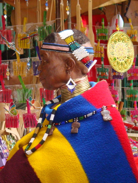 Esther Mahlangu - AWARE