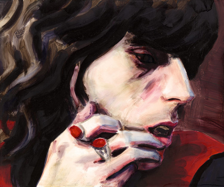 Elizabeth Peyton — AWARE Women artists / Femmes artistes
