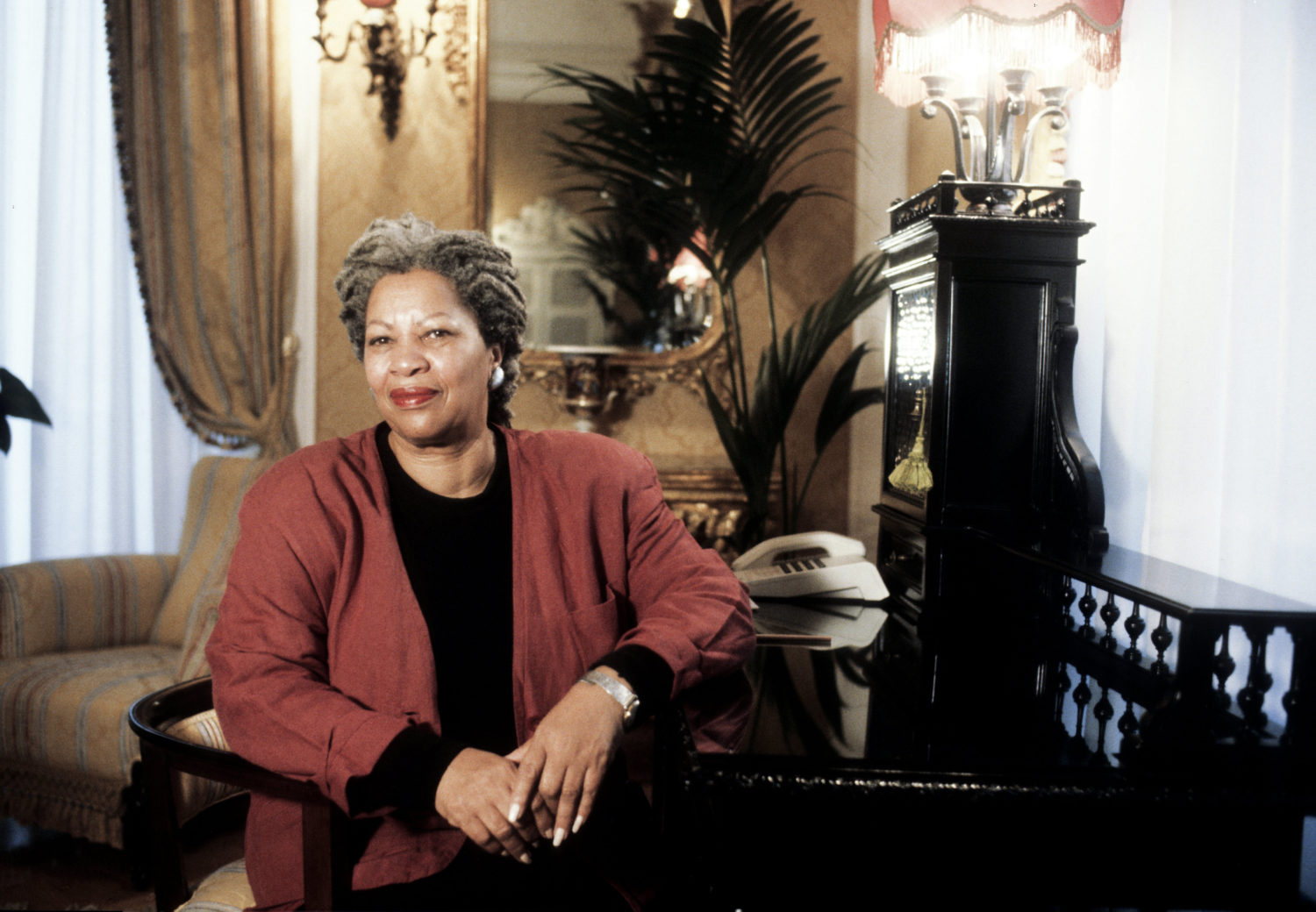 <i>Race Matters</i> by Toni Morrison, read by Camille Morineau - AWARE Artistes femmes / women artists
