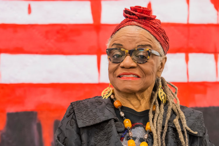 Faith Ringgold - AWARE