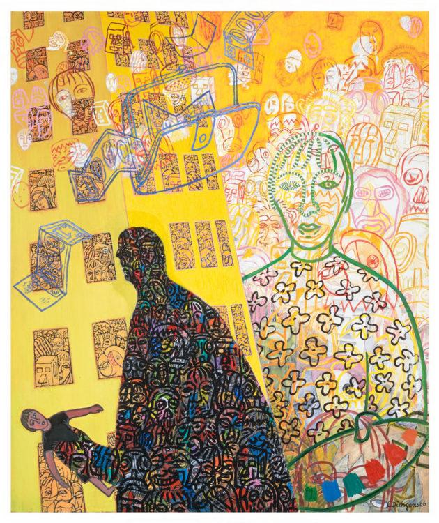 Christa Dichgans — AWARE Women artists / Femmes artistes