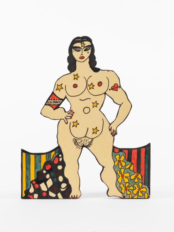 Dorothy Iannone — AWARE Women artists / Femmes artistes