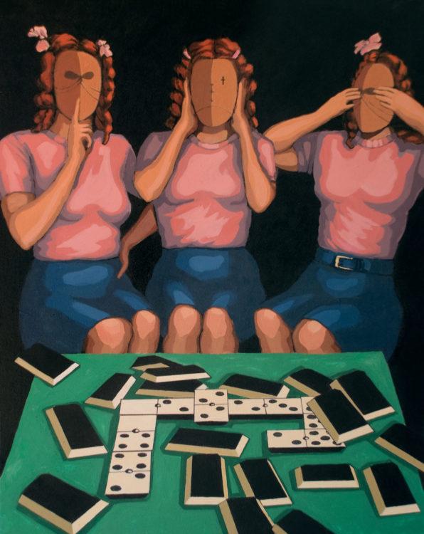 Isabel Oliver Cuevas — AWARE Women artists / Femmes artistes