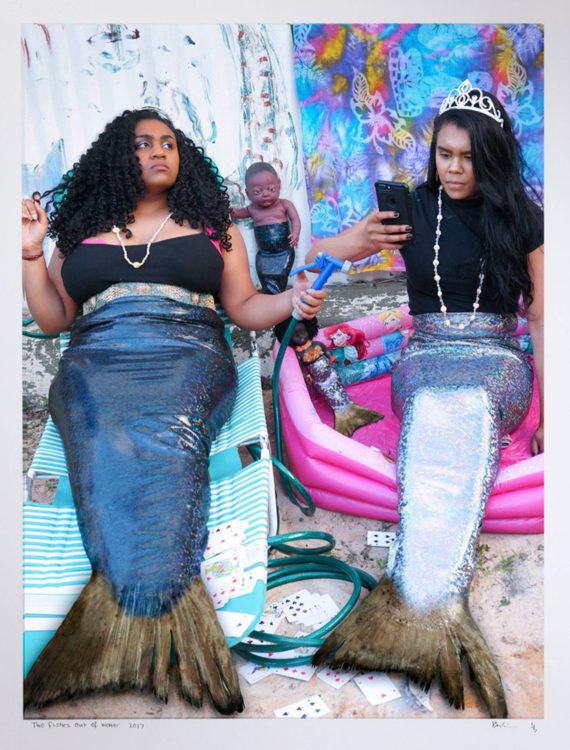 Destiny  Deacon — AWARE Women artists / Femmes artistes