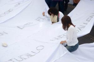 Doris Salcedo: From Singular Identity to Collective Historiography - AWARE Artistes femmes / women artists