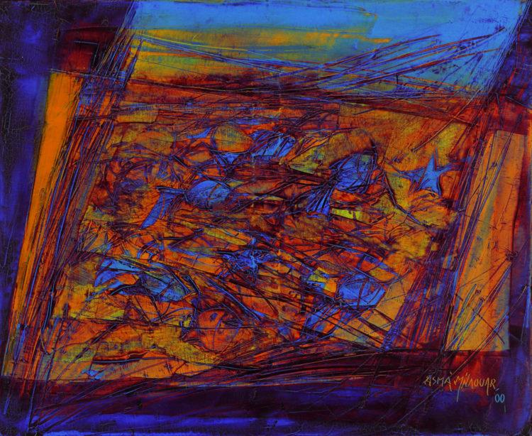 Asma M'Naouar — AWARE Women artists / Femmes artistes