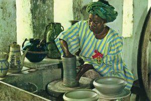 Ladi Kwali — AWARE Women artists / Femmes artistes
