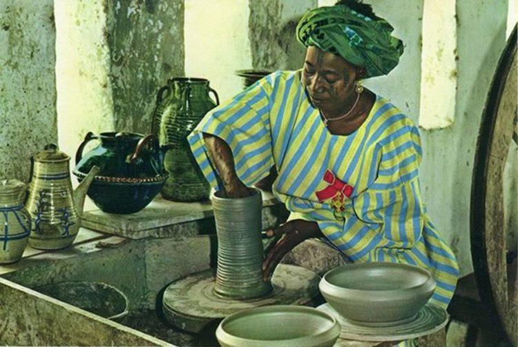 Ladi Kwali - AWARE