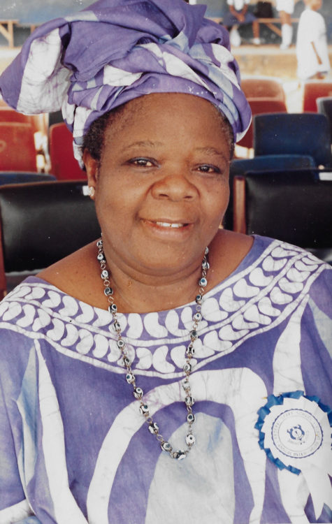 Josephine Ifueko Omigie - AWARE