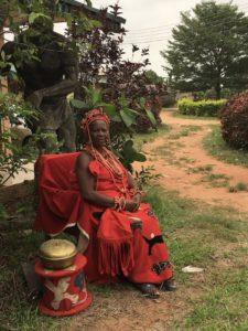 Elizabeth Olowu — AWARE Women artists / Femmes artistes