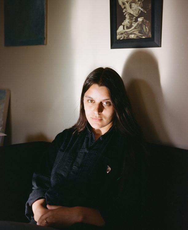 Mona Varichon - AWARE
