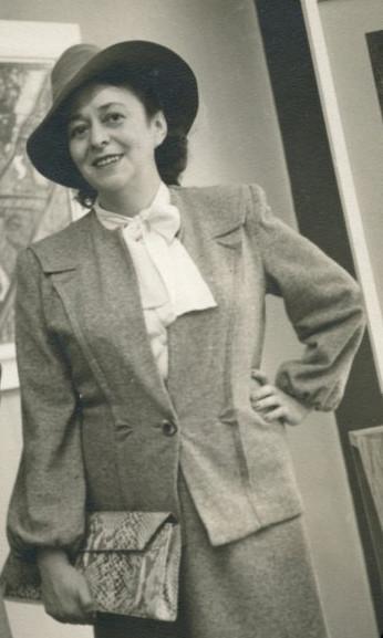Teresa Żarnowerówna (Teresa Żarnower) - AWARE