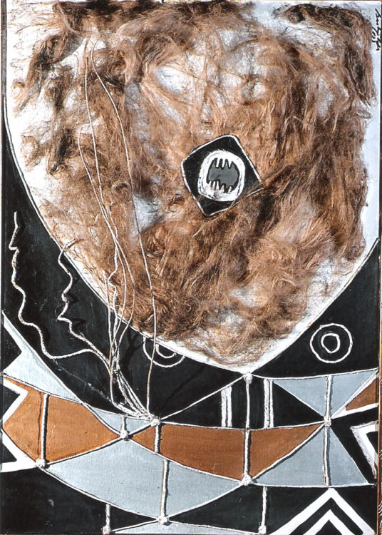 Bertina Lopes — AWARE Women artists / Femmes artistes