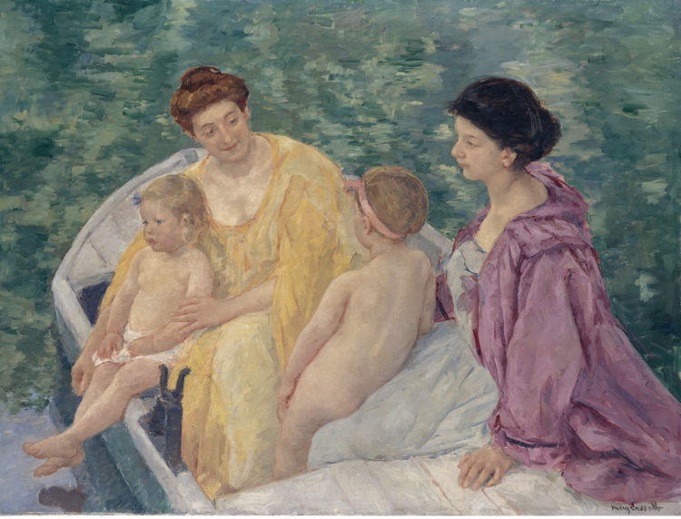 Mary Cassatt — AWARE Women artists / Femmes artistes