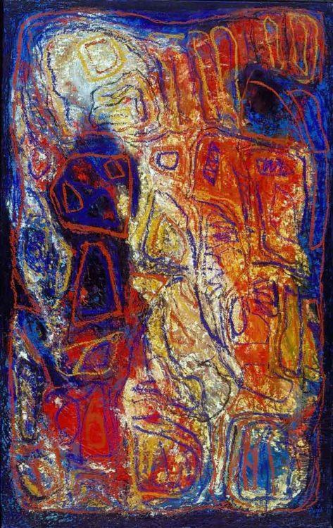 Suha Shoman — AWARE Women artists / Femmes artistes