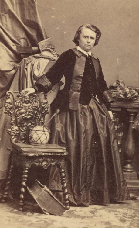 Marie Rosalie Bonheur (dite Rosa Bonheur) - AWARE