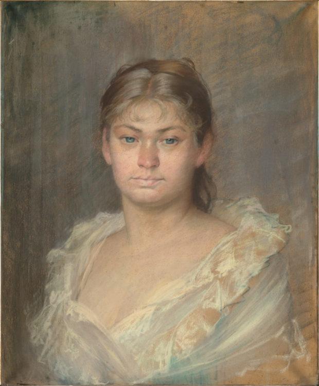 Marie Bashkirtseff — AWARE Women artists / Femmes artistes