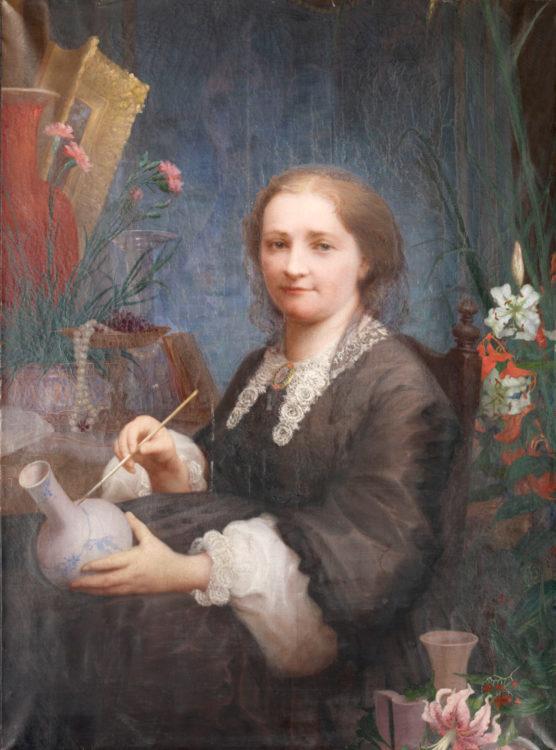 Éléonore Escallier — AWARE Women artists / Femmes artistes