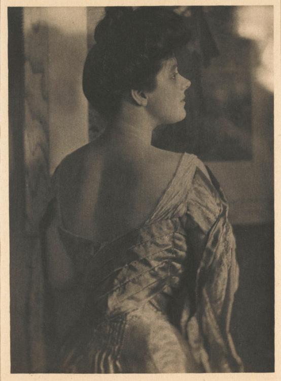 Gertrude Käsebier — AWARE Women artists / Femmes artistes