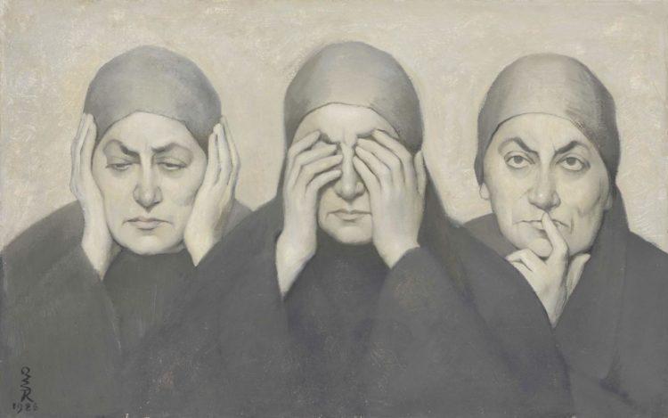 Ottilie W. Roederstein — AWARE Women artists / Femmes artistes