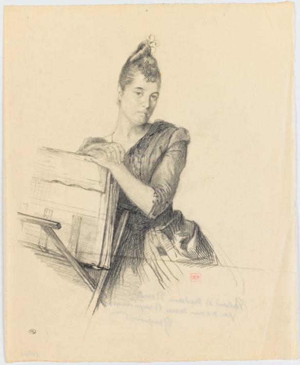 Marie Bracquemond — AWARE Women artists / Femmes artistes