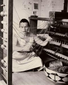 Lenore Tawney — AWARE Women artists / Femmes artistes