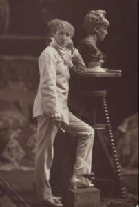 Sarah  Bernhardt — AWARE Women artists / Femmes artistes