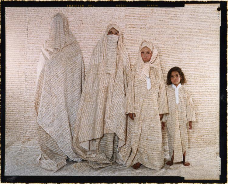 Lalla Essaydi — AWARE Women artists / Femmes artistes