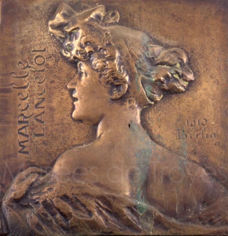 Marcelle Renée Lancelot-Croce - AWARE