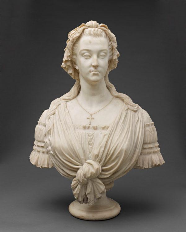 Marcello (Adèle d'Affry, duchesse de Castiglione Colonna, dite) — AWARE Women artists / Femmes artistes