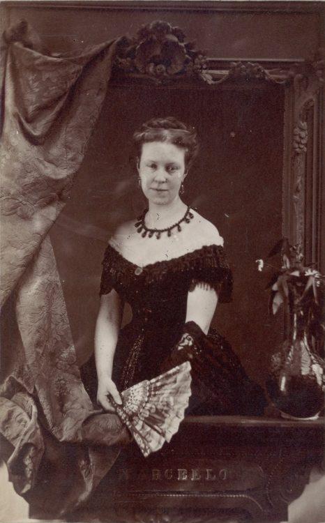 Marcello (Adèle d'Affry, duchesse de Castiglione Colonna, dite) - AWARE