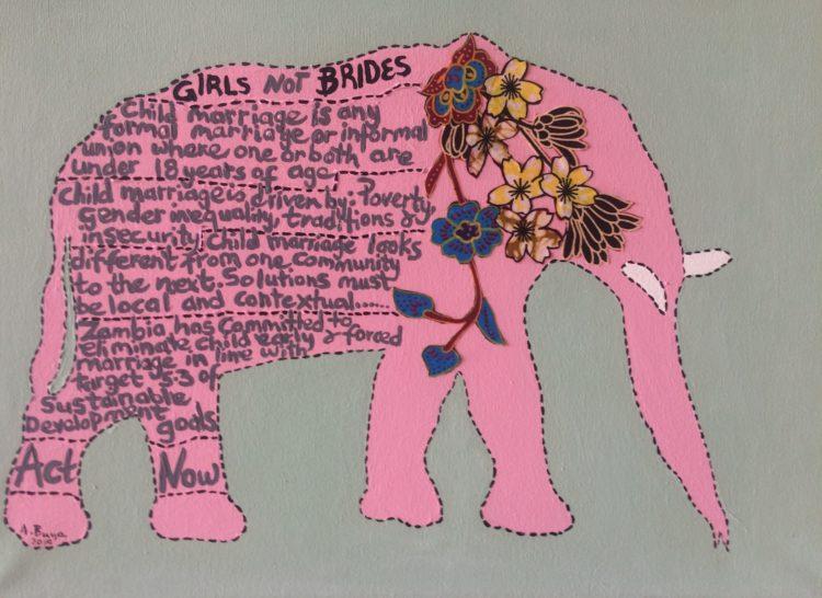 Agnes Buya Yombwe — AWARE Women artists / Femmes artistes