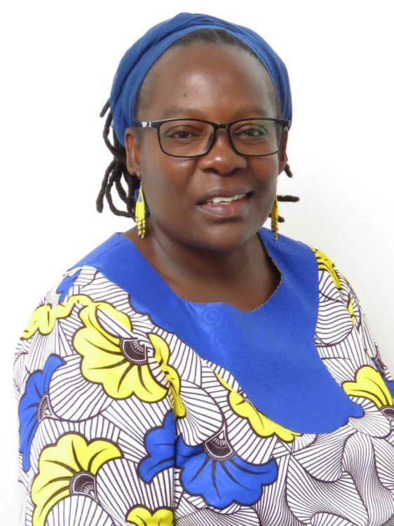 Agnes Buya Yombwe - AWARE