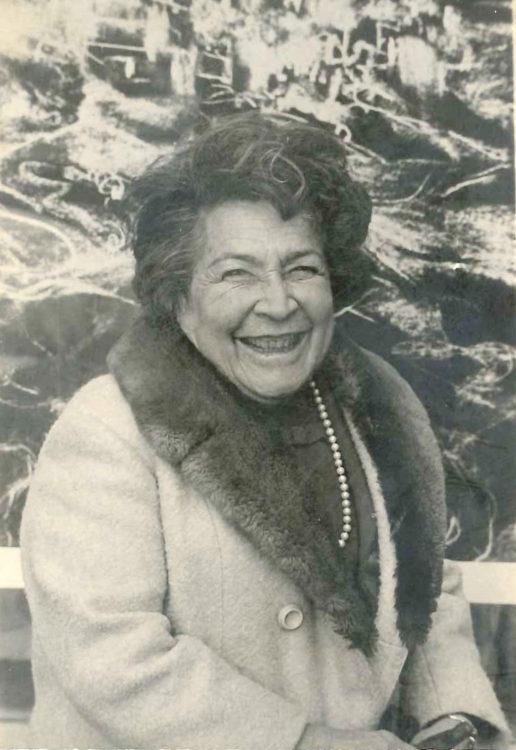 Anna Ticho - AWARE