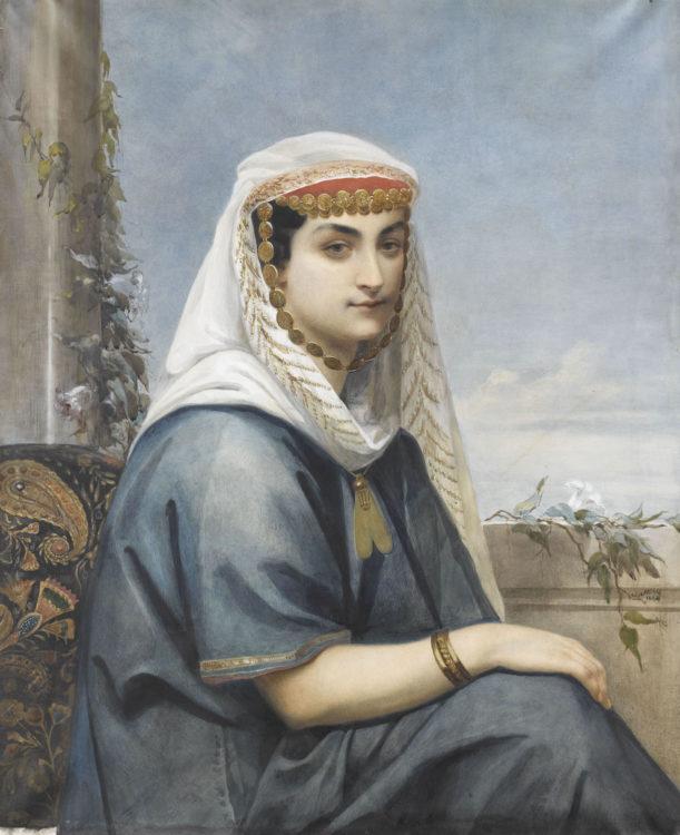 Mathilde Létizia Wilhelmine Bonaparte — AWARE Women artists / Femmes artistes