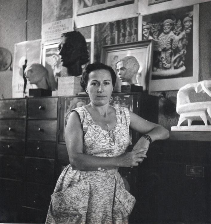 Ilse  Fuskova (Felka) — AWARE Women artists / Femmes artistes