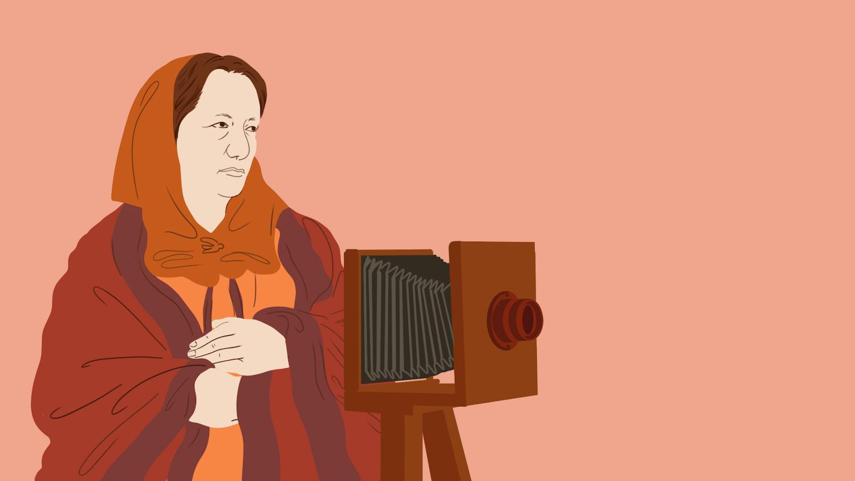 L'histoire de Julia Margaret Cameron - AWARE